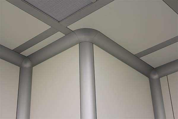 ROUNDED COVING